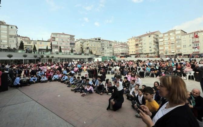 Öğrenciler Kütüphaneler Haftasını Coşkuyla Kutladı