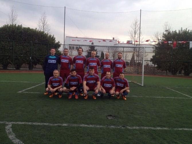 İzmit Belediyesi Futbol Turnuvası Başladı