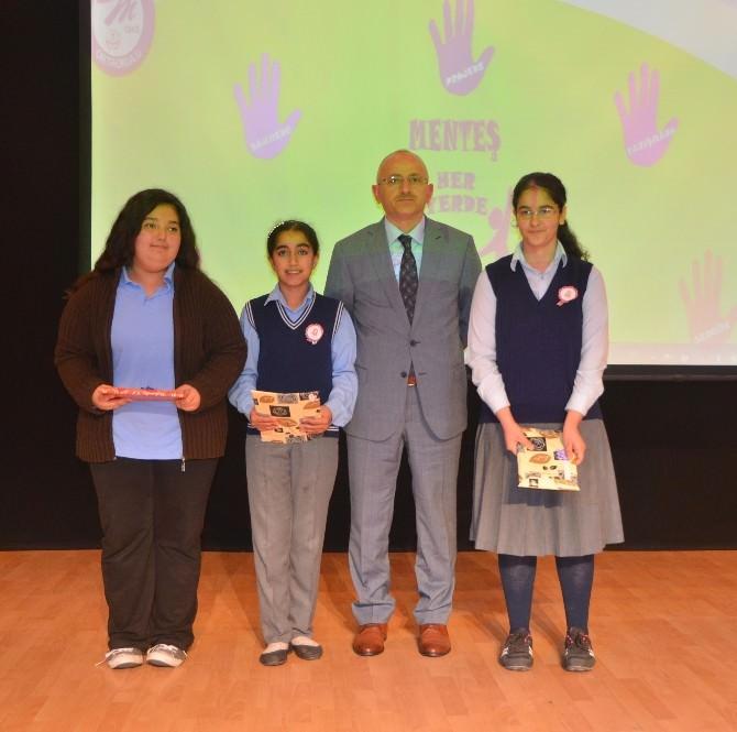 Mersin'de Kütüphaneler Haftası Kutlandı