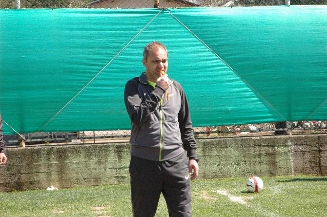 Giresunspor'da Kayserispor Maçı Hazırlıkları