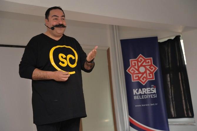 Karesi'de Sibercan İle İnternet Eğitimi