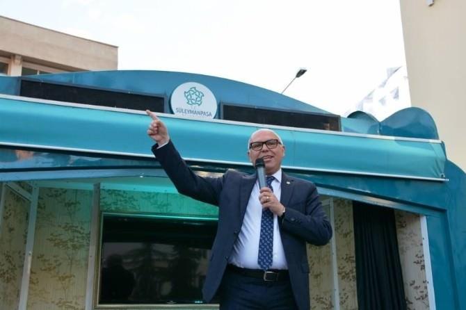 Süleymanpaşa Belediyesi Birinci Yılını Kutladı