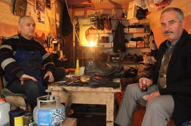 Aydın'da Elektrikler Geldi Hayat Normale Döndü