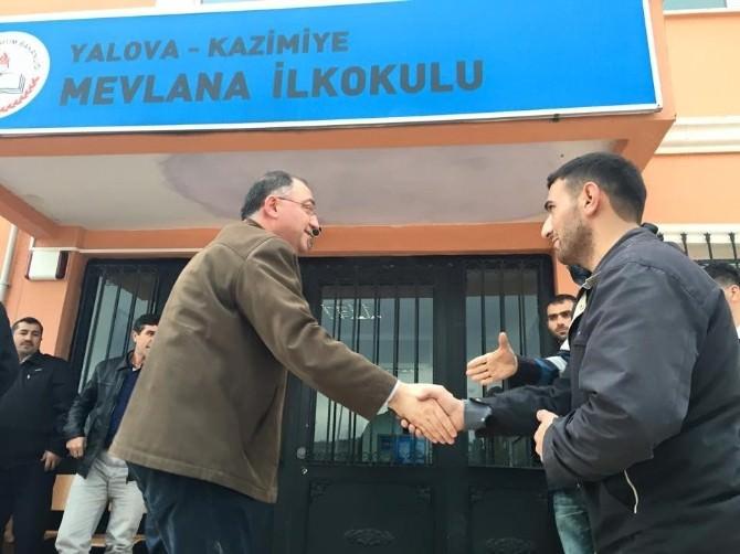 Yalova'da Referandum