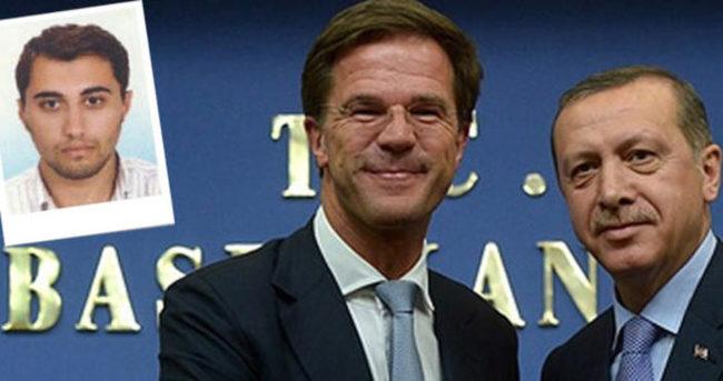 Teröristin abisi Erdoğan için Hollanda'ya gitmiş