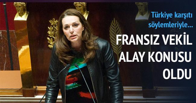 Türkiye karşıtı Fransız vekil alay konusu oldu
