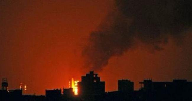 Yemen'de büyük yangın: 29 ölü