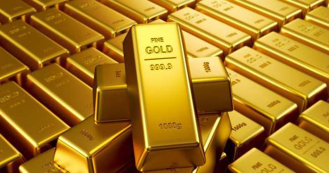 O ülkeye külçe külçe altın gönderdik!