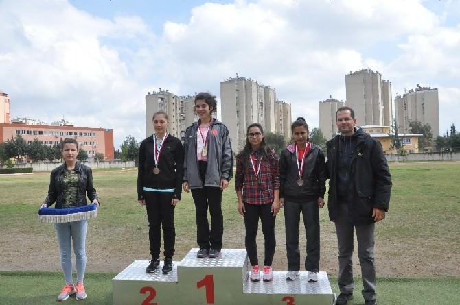 Okullararası Gençler Puanlı Atletizm İl Müsabakaları