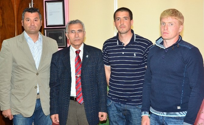 Olimpiyatlara Katılacak 2 Kanocu Adana'da Hazırlanacak