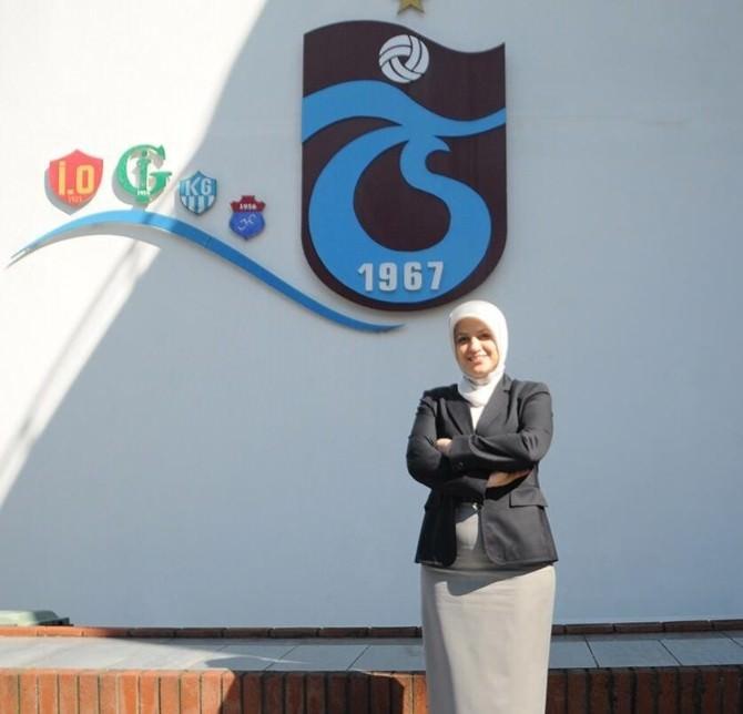 Trabzon'un Ayşe'si Trabzonspor'da