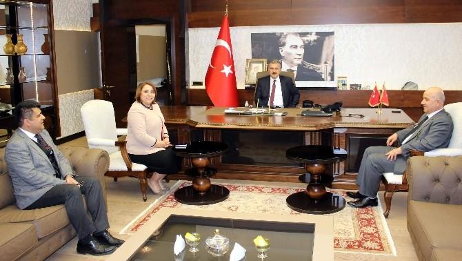 Milli Eğitim Bakanlığı'ndan Aydın'a Üst Düzey Ziyaret