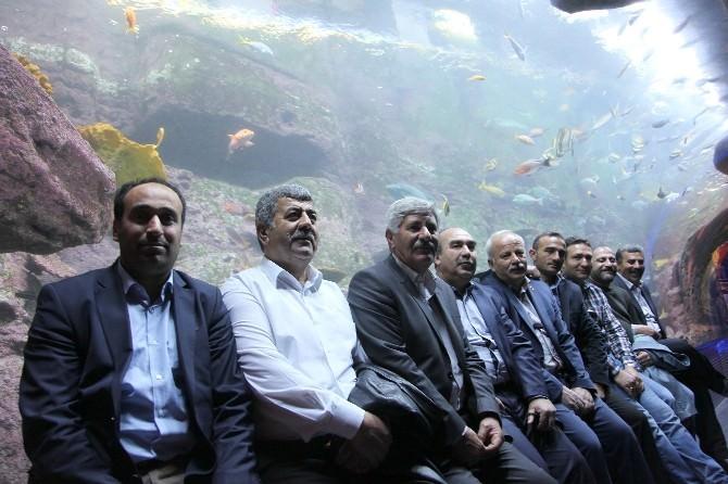 Ahlatlıların İstanbul Gezisi Sona Erdi
