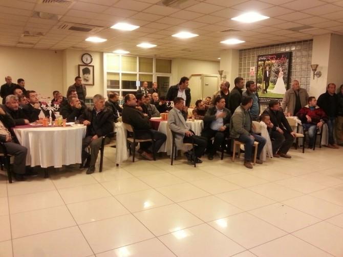 Düzce Belediyesi Taşeron İşçisi Artık Sendikalı