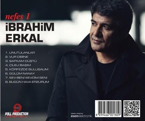 İbrahim Erkal'den Yeni Albüm