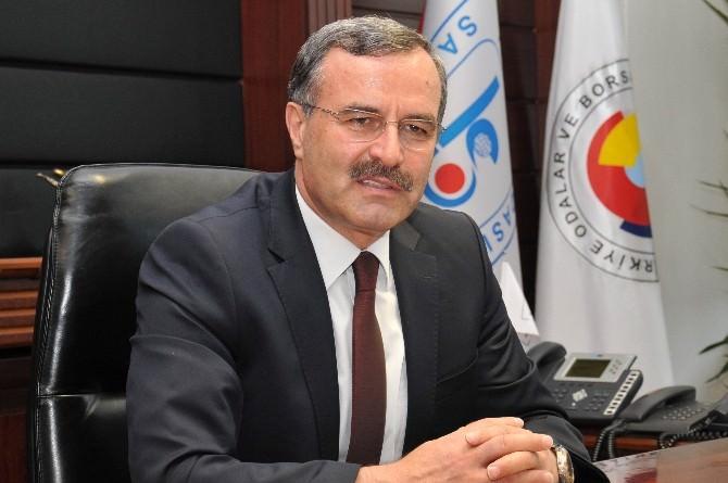 KSO Başkanı Kütükcü İhracat Rakamlarını Değerlendirdi