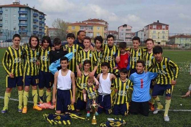 Kapaklıspor U14 Şampiyon Oldu