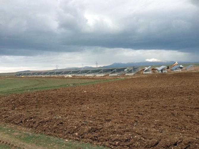 Karaman'da Enerji Üretim Ve İletim Tesisleri Alanları Kiraya Verilecek