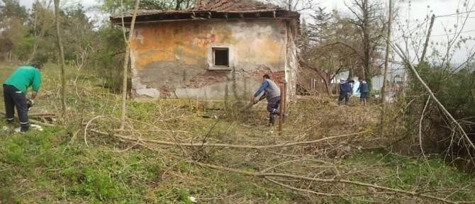 Kartepe'de Bahara Hazırlık Çalışmaları Sürüyor