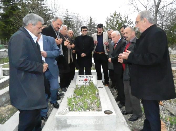MHP İl Başkanı Erdem Doğanşehir'i Ziyaret Etti