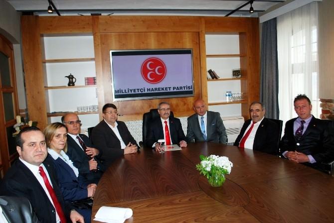 MHP Mudanya Belediyesi'nin Bir Yılını Değerlendirdi