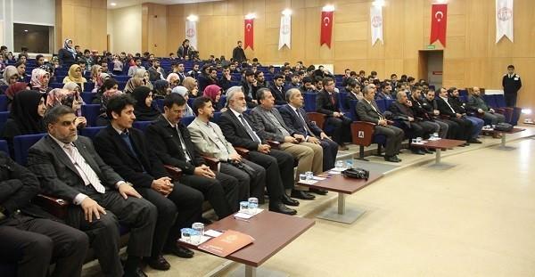 MŞÜ'de Hilafet Konulu Konferans