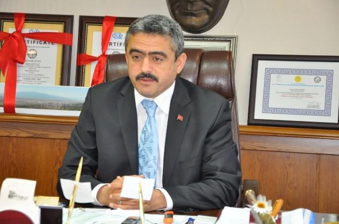 Başkan Alıcık'tan Başbuğ Alparslan Türkeş'i Anma Mesajı