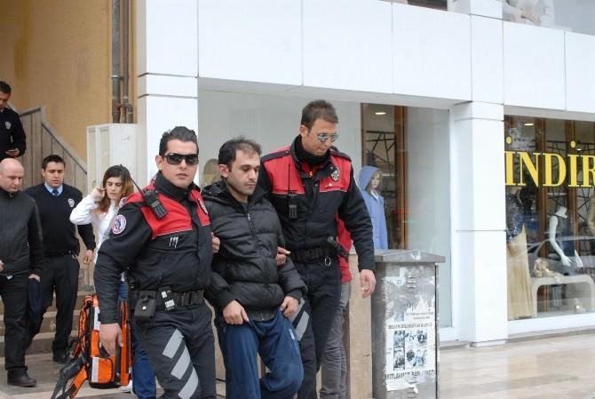 İntihar Etmek İsteyen Şahsı Polis Engelledi