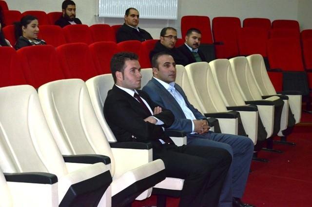 Tunceli'nin Hozat İlçesi'nde Mesleki Yeterlilik Semineri