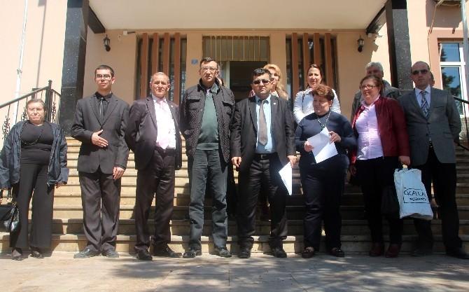 Türk Büro-sen Bilecik İl Temsilciliği'nden Saldırı Açıklaması