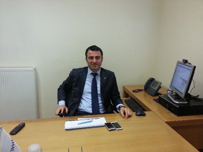 Halk Bankası Müdürü Koç Göreve Başladı