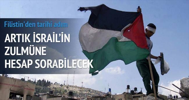 Filistin resmen üye