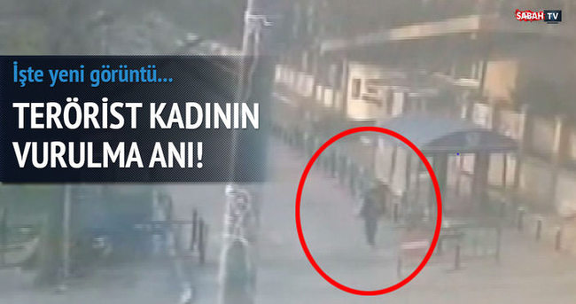 İstanbul Emniyeti'ne saldırı böyle görüntülendi