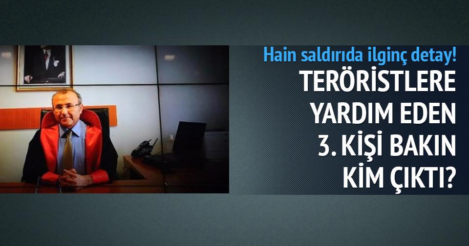 Saldırganlara yardım eden 3. kişi avukat