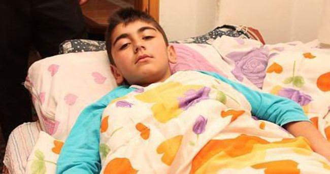 11 yaşındaki Umut'un yardım çığlığı