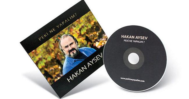 Hakan Aysev'den yeni albüm