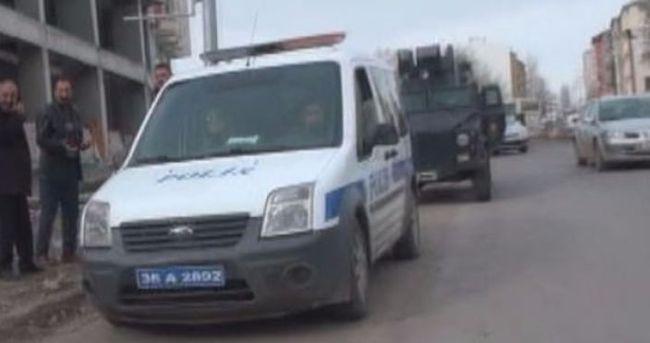 DHKP-C'ye Kars'ta operasyon