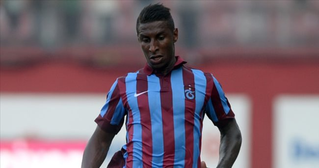 Trabzonspor'da Kevin Constant'a af