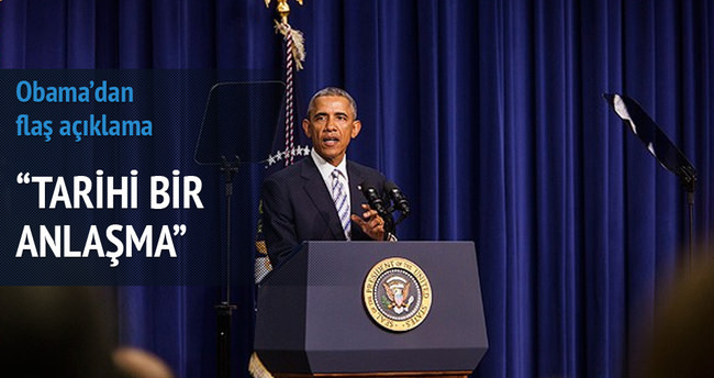 ABD Başkanı Obama: Bu çok iyi oldu