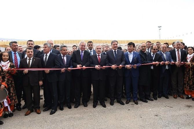 Malatya'da Fuar Açıldı