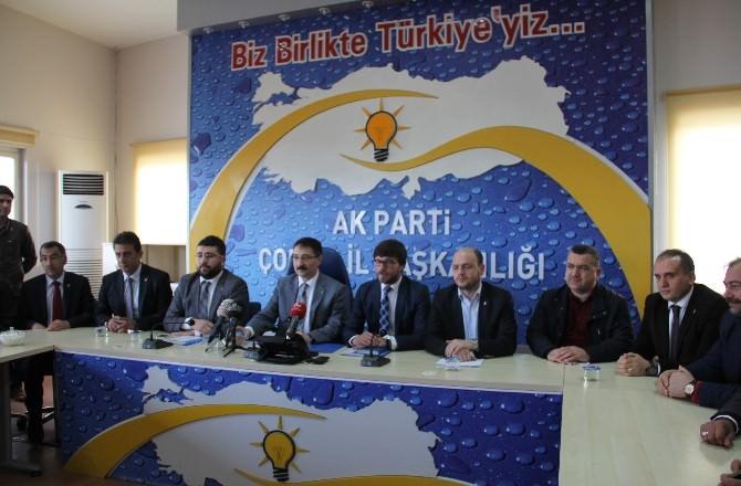 AK Partili Bekiroğlu'ndan MHP'ye Ağır Eleştiri