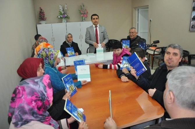 Bozüyük Engelliler Derneği'nde Kur'an Kursları Başladı