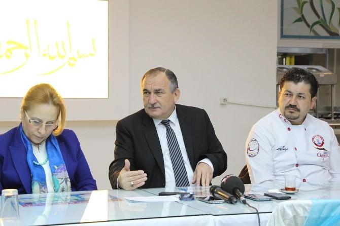 1. Uluslararası Bolu Mutfak Günleri Başlıyor