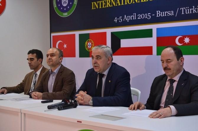 Büyükşehir'den Bir Uluslararası Turnuva Daha