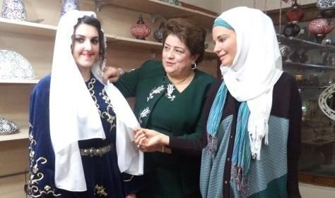 Çomaklı, Erzurum'u Tanıttı