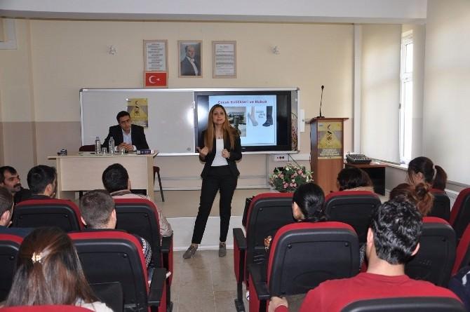 Ergani'de Çocuk Evlilikleri Paneli