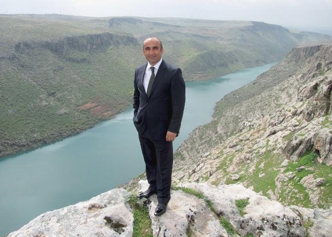 Fırat Nehri'nin Doğal Güzellikleri Başkan Özdemir'i Büyüledi