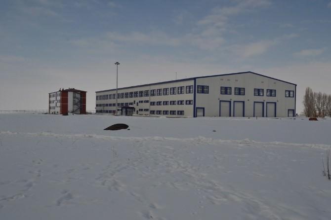 Erzurum Lojistik Köyde İkinci Etap Start Alıyor