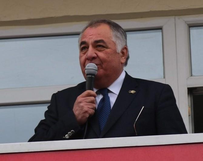 CHP İl Başkanı Mithat Mutlu:
