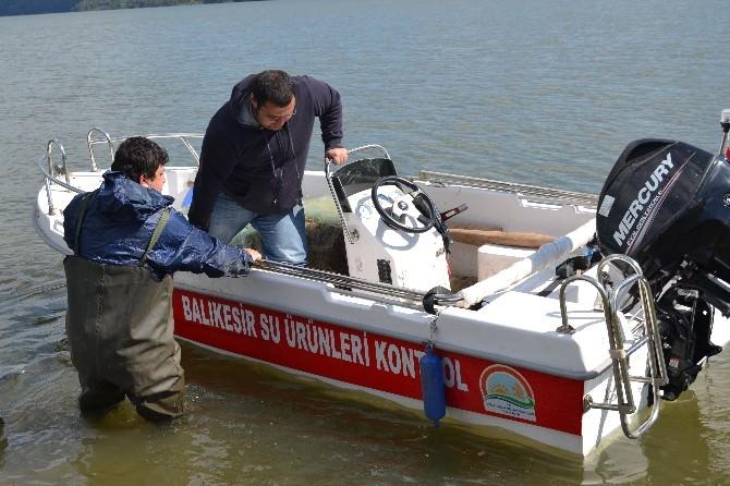 Kaçak Balık Avlayanlara Geçit Yok